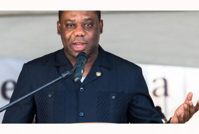 Minister of Education, Matthew Opoku Prempeh